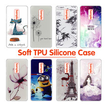 OnePlus 2 One Plus Two / A2001 Phone Bags Cases Pouch New Soft TPU Silicone Case Transparent Cartoon Painting Cover JP-5 - Ohkoo & Store store