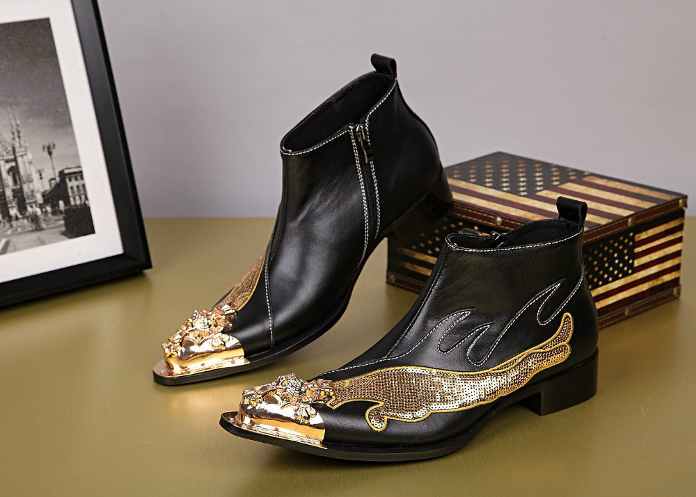 cowboy shoes for men