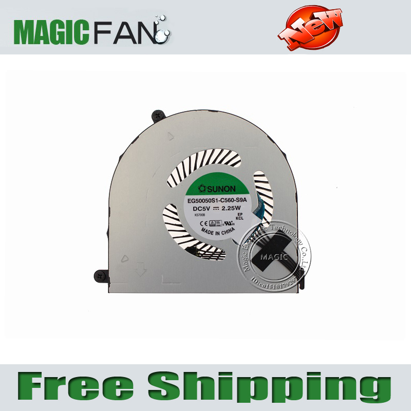 New and Original CPU fan for SUNON EG50050S1-C560-S9A laptop CPU cooling fan FRU 00HT551(China (Mainland))