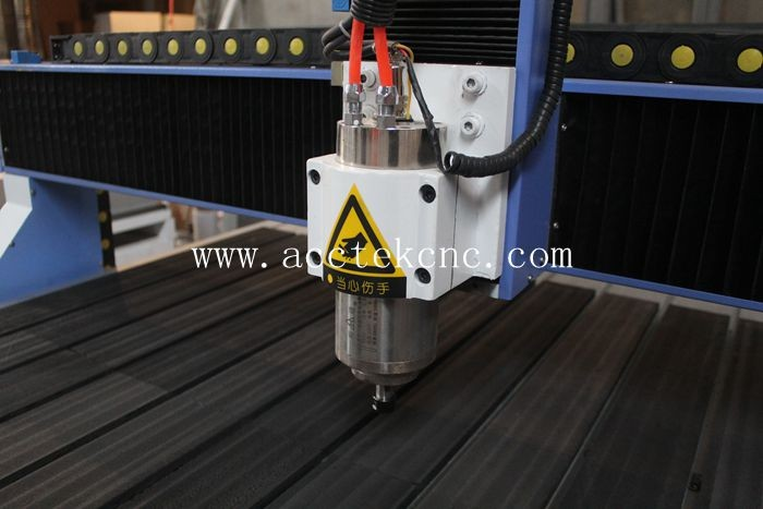 water cooling spindle cnc router 1212