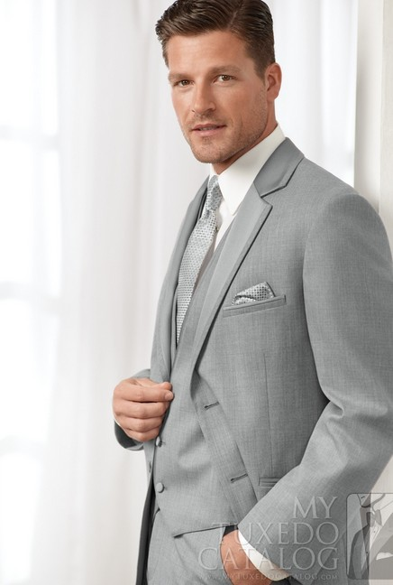 Grey Suits For Men Wedding Suits Wedding Suit Grey