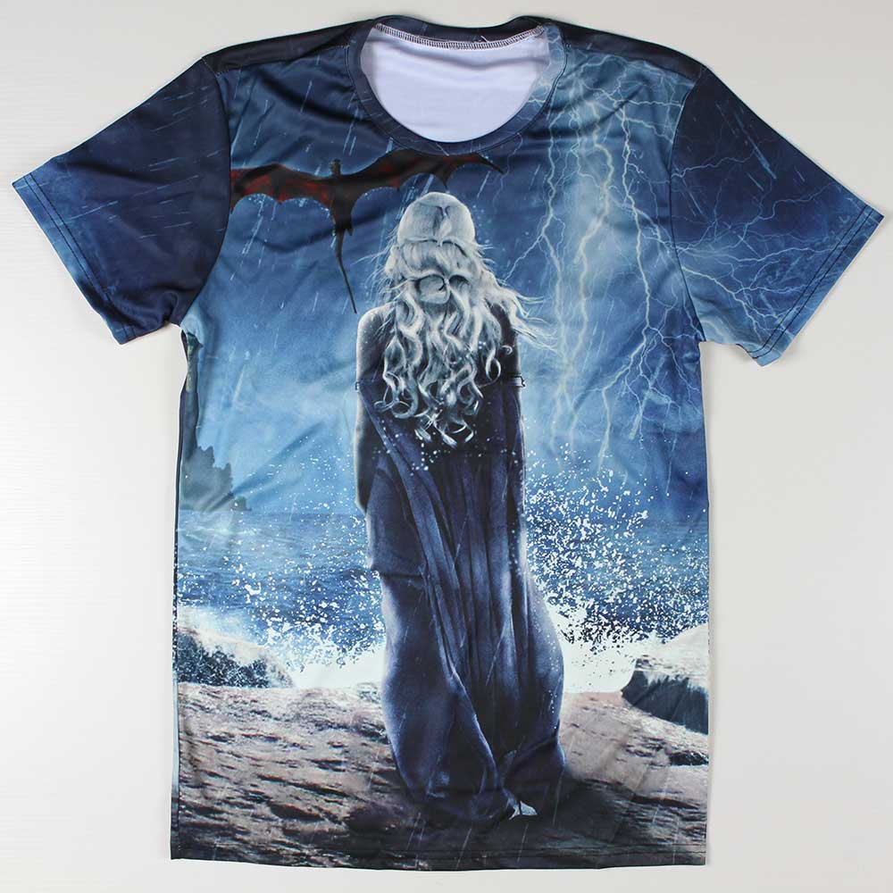 Mens rhinest one shirts chinese goods catalog for Game of thrones gifts for men