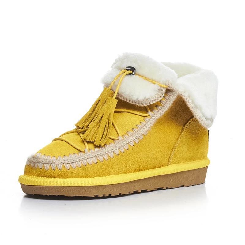 online kaufen gro handel gelb box stiefel aus china gelb. Black Bedroom Furniture Sets. Home Design Ideas