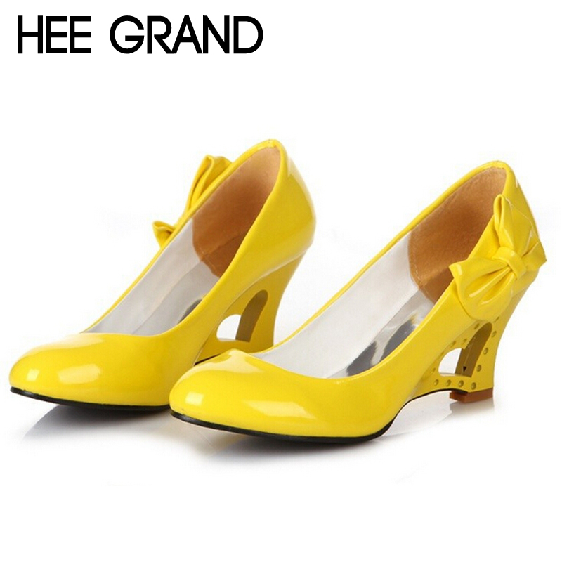 2014 New Hot  Wedge Heel High Women Pumps,Cut-outs Love Heart Bottom Pumps,Casual Women sandal,Plus Size Free Shipping, XWD401<br><br>Aliexpress