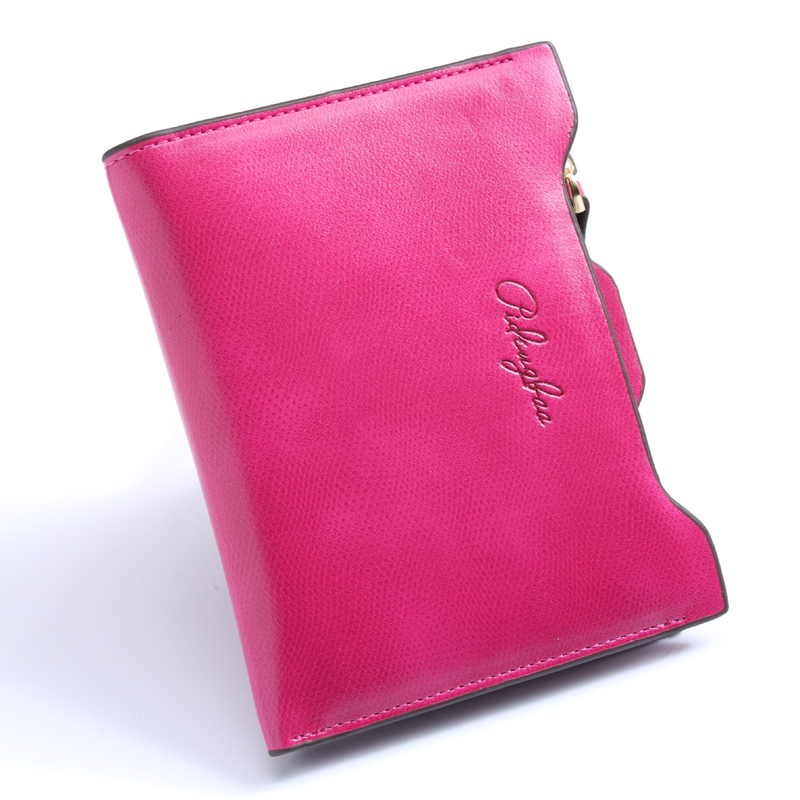 2015 New Arrival Leather Women Wallets Desigual Bag Women Short Wallets Ladies Wallets and Purses Small Wallet Ladies Carteiras(China (Mainland))