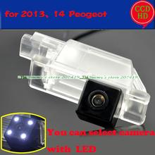 wireless wire parking camera for sony ccd Peugeot 301 308 408 508 C5 Citroen C5 C4 MG3 rear view backup camera waterproof(China (Mainland))