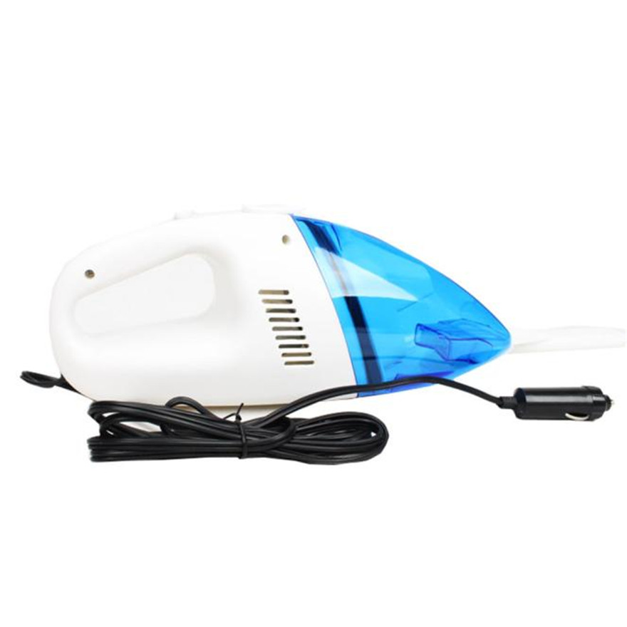 12V Mini Portable Car Vehicle Auto Recharge Wet Dry Handheld Vacuum Cleaner(China (Mainland))