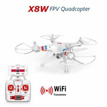 syma x8w 2.4G 4ch 6 Axis drone with real time camera drone syma x8w wifi fpv quadcopter rc quadcopter FPV quadricopter kit