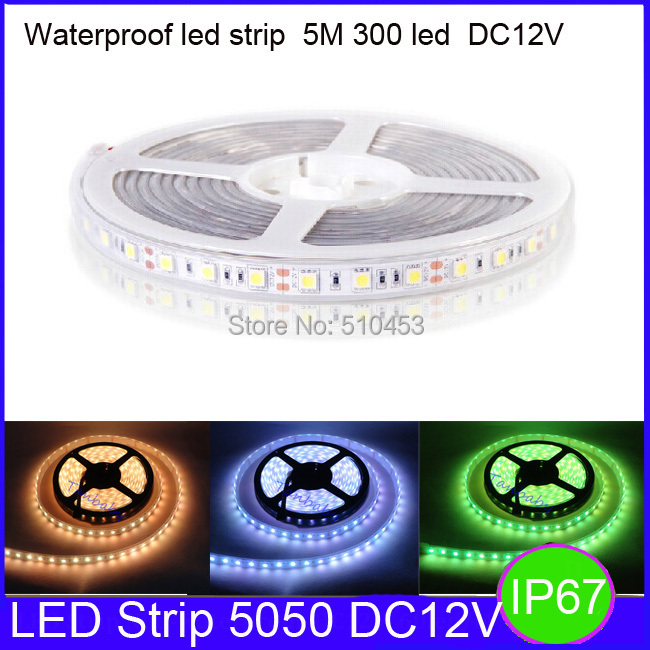 Гаджет  Free shipping silicon led strip light IP66 waterproof DC12V 300led energy saving decoration light for home/party/wedding None Свет и освещение