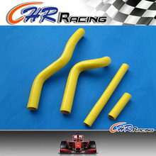 Buy SILICONE Radiator Hose Kit SUZUKI RM125 RM 125 2001 2002 2003 2004 2005 2006 2007 2008 yellow for $15.00 in AliExpress store