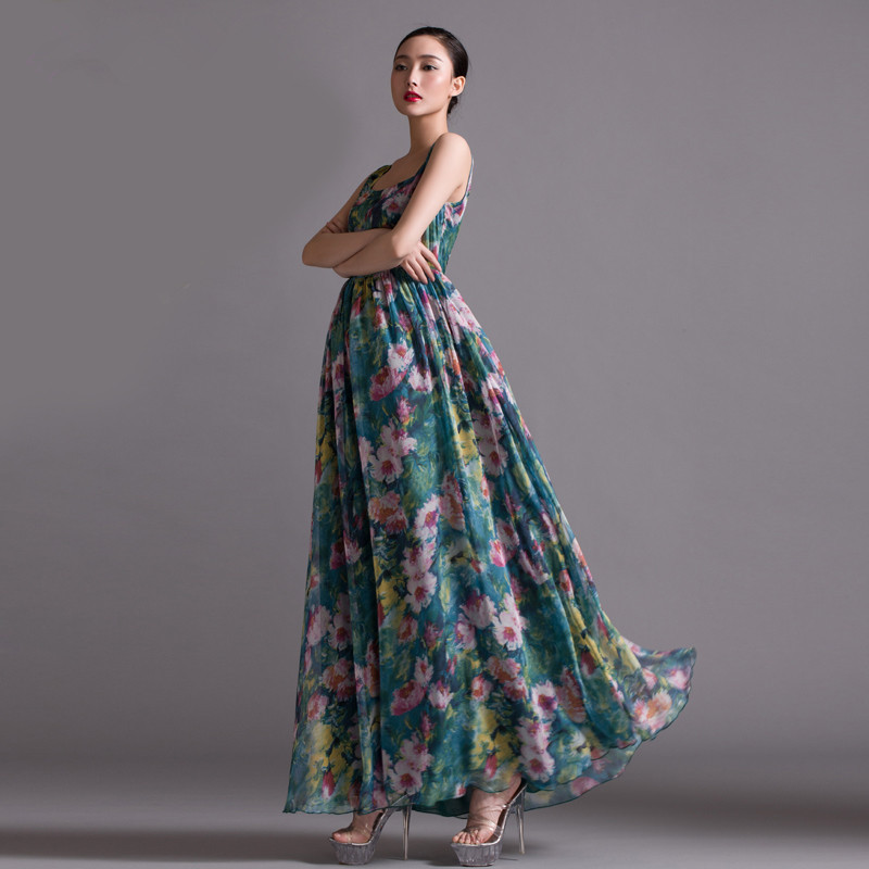 the gallery for gt boho prom dress