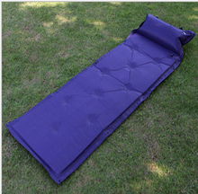 Automatic Adult Inflatable Cushion Outdoor Camping Sleeping Mat Portable Inflatable Air Mattress Free Shipping