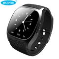 M26 Original Bluetooth Smart Watch clock Barometer Alitmeter Music Pedometer for Android IOS Phone pk u8