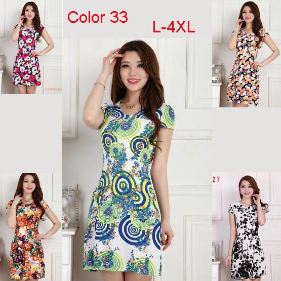 Женское платье Women spring summer dress 2015 o vestidos femininos S2374 women short sleeve dress женское платье women dress o vestidos 2015 summer dress