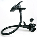 Brand New Background Holder C Clamp Clip Camera Photo Studio Accessories Light Stand Flex Arm Reflector