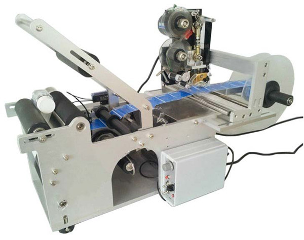 China Supplier high speed round tube bottle labeling machine with date code printer(China (Mainland))