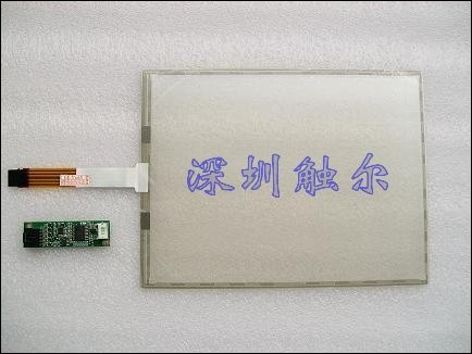 10.4 line resistive touch screen usb controller set