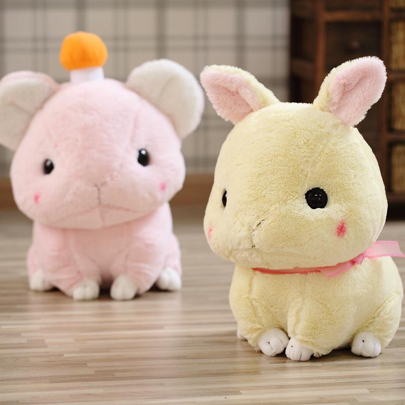 1pcs 30cm/40cm Lolita Plush Rabbit Cute Soft Lop Bunny Cosplay Princess Sweet Doll Loppy Bunny Shy Bunny Children's Gift(China (Mainland))