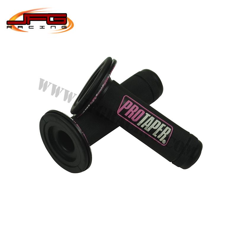 Protaper MX Gel rubber HandleBar Grip Off-road Motorcycle Dirt Pit Bike Pink Pit Dirt Bike ATV Quad(China (Mainland))