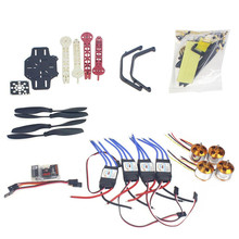 Buy RC Drone Quadrocopter 4-axis Aircraft Kit F330 MultiCopter Frame QQ Super Flight Control Transmitter Battery F02471-I for $50.62 in AliExpress store