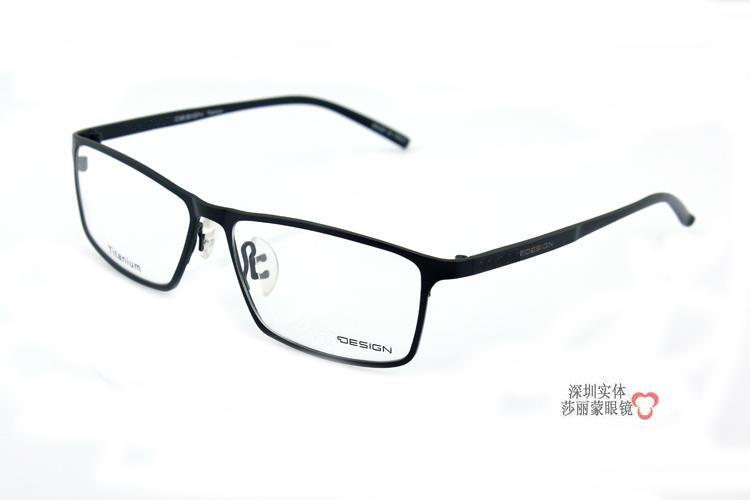Glasses Frames Luxury : 2015 luxury car brand Titanium Full Rim Eyewear Glasses ...