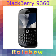 Free Shipping 9360 Original Blackberry curve 4 9360 +5MP+QWERTY KEYBOARD +3G Unlocked Mobile Phones Refurbished(China (Mainland))
