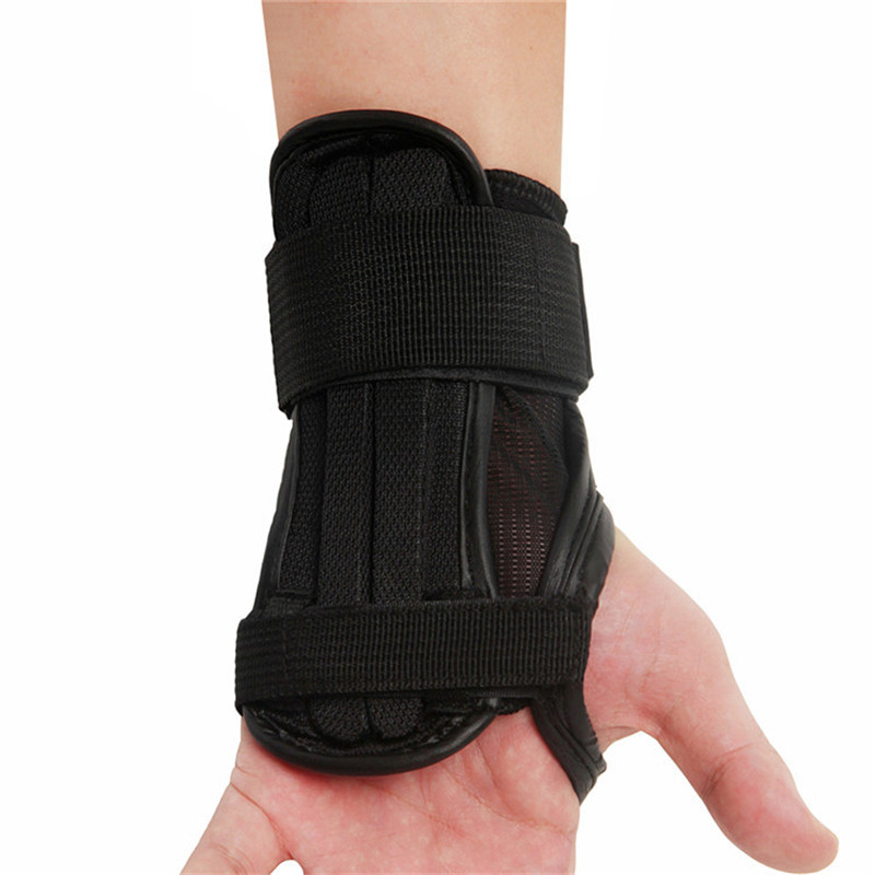 Sponge Cycling Wrist Supportor Band Mountain Bike Palm Protection Pads for Skiing Riding Bicycle Downhill Motorcycle Wrist Band(China (Mainland))