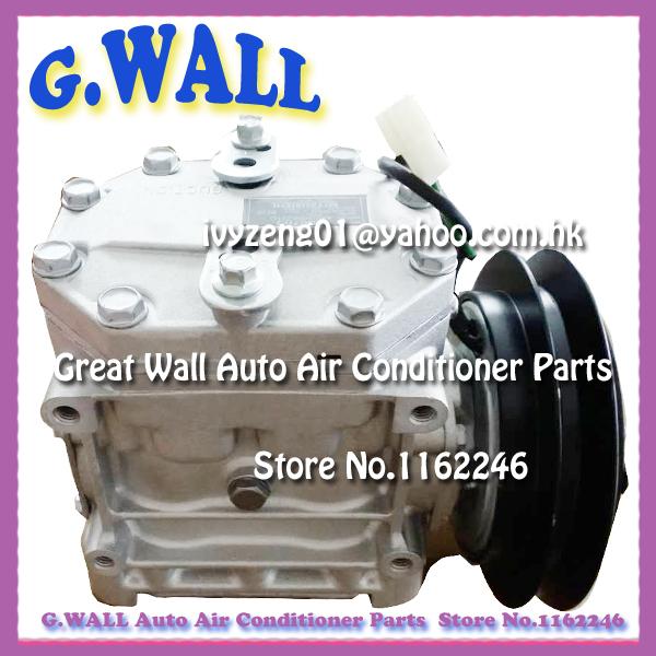 High quality Auto compressor air conditioner MITSUBISHI FUSO AC COMPRESSOR 24V 1A ACA200A007A ME121066(China (Mainland))