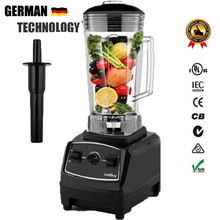 Buy BPA Free 3HP 2200W Heavy Duty Commercial Blender Mixer Juicer High Power Food Processor Ice Smoothie Bar Fruit Electric Blender for $82.02 in AliExpress store