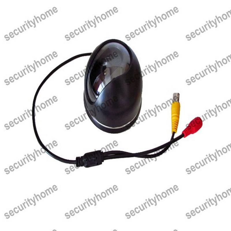 Mini HD CMOS 1000TVL 3.6mm Lens 2.5