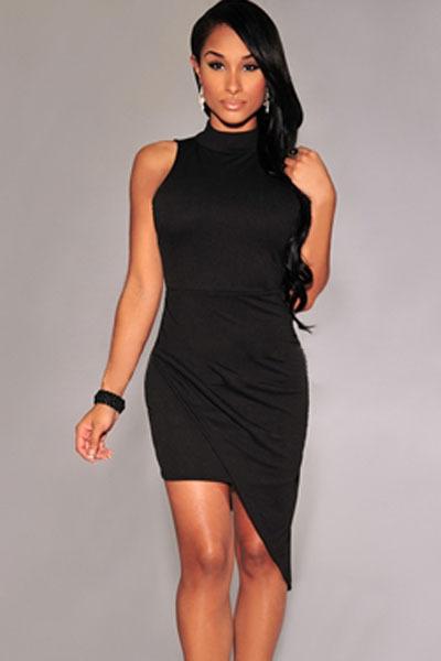 Fashion Blog Black Woman Dress