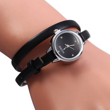 Fashion Brand XICOO 487 Classic Long Slim PU Leather Band Small Dial Quartz Watch for Women Casual Clock Ladies Dress Watch