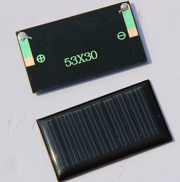 10Pcs/Lot 5V 30mA 53X30mm Micro Mini Small Power Solar Cells Panel For DIY Toy, 3.6V Battery Charger Solar LED Light Solar Cell(China (Mainland))