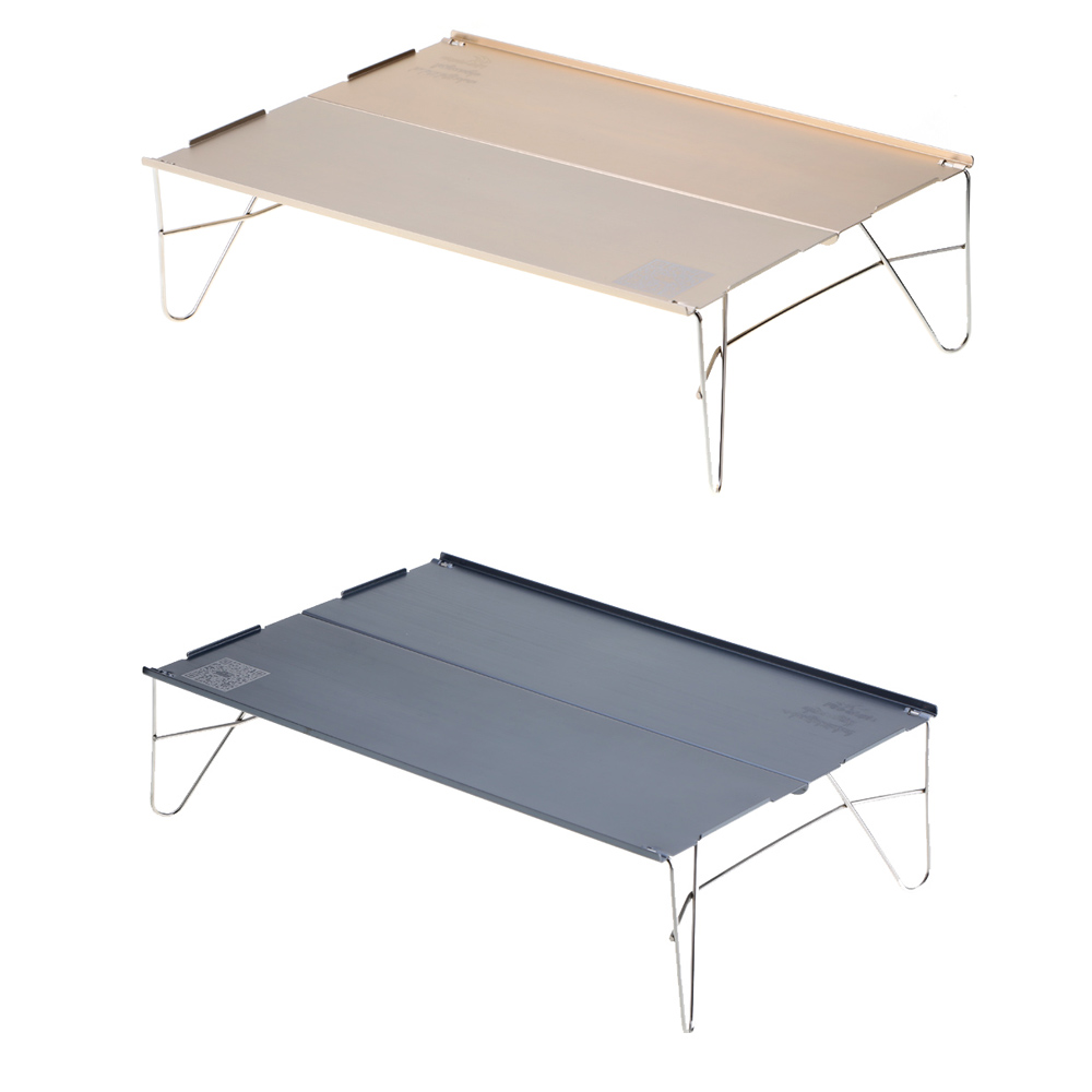 Popular Outdoor Tables Portable Lightweight Compact Folding Table Aluminum Foldable Table for Outdoor Picnic Camping(China (Mainland))