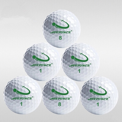 5 pieces / lot Exquisite Design and Durable Bee Cave Practice Balls Golf Ball for Golf Game(China (Mainland))