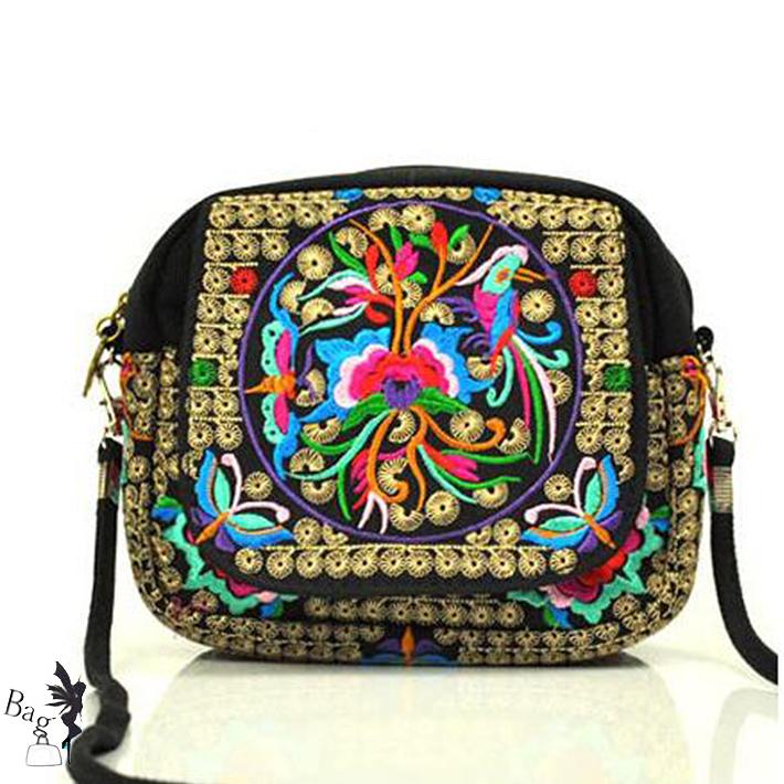 FLYING International Bags! 2015 women Shoulder Bag Female Handbag Ethnic Chinese style Women canvas Bags Messenger Bags FIB-48(China (Mainland))