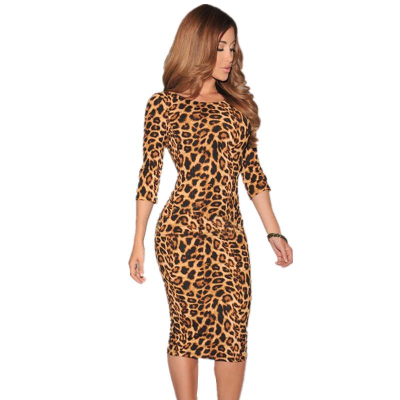 online kaufen gro handel leopardenmuster kleidung aus. Black Bedroom Furniture Sets. Home Design Ideas