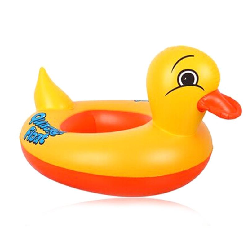 Achetez en gros canard de bain anneau en ligne des for Animaux gonflable piscine