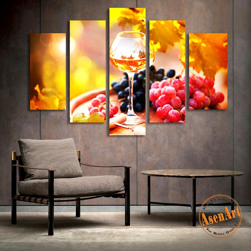 Wine Themed Kitchen Paint Ideas: Online Get Cheap Grape Kitchen Decor -Aliexpress.com