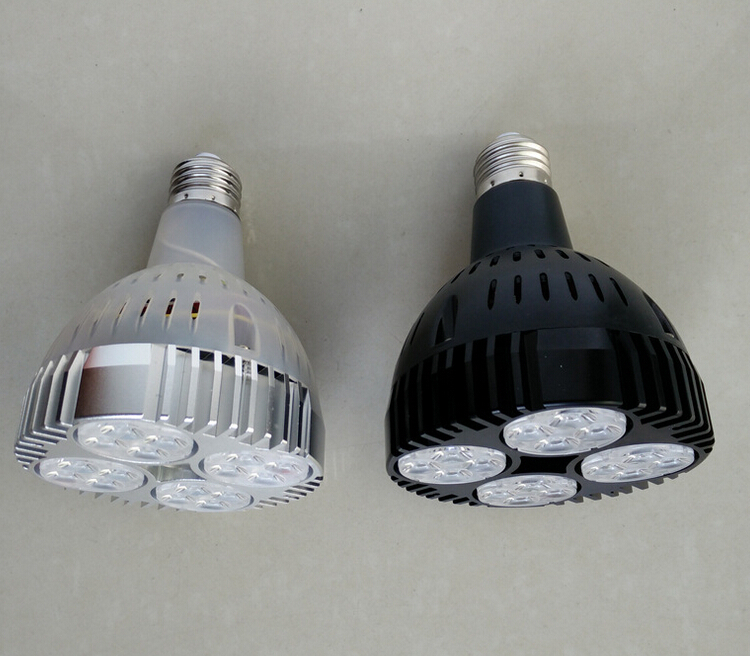 Free Shipping High Power OSRAM 40W LED PAR30 E27 Spotlight 16LED AC85-265V Bulb Lamp 3 Years Warranty<br><br>Aliexpress