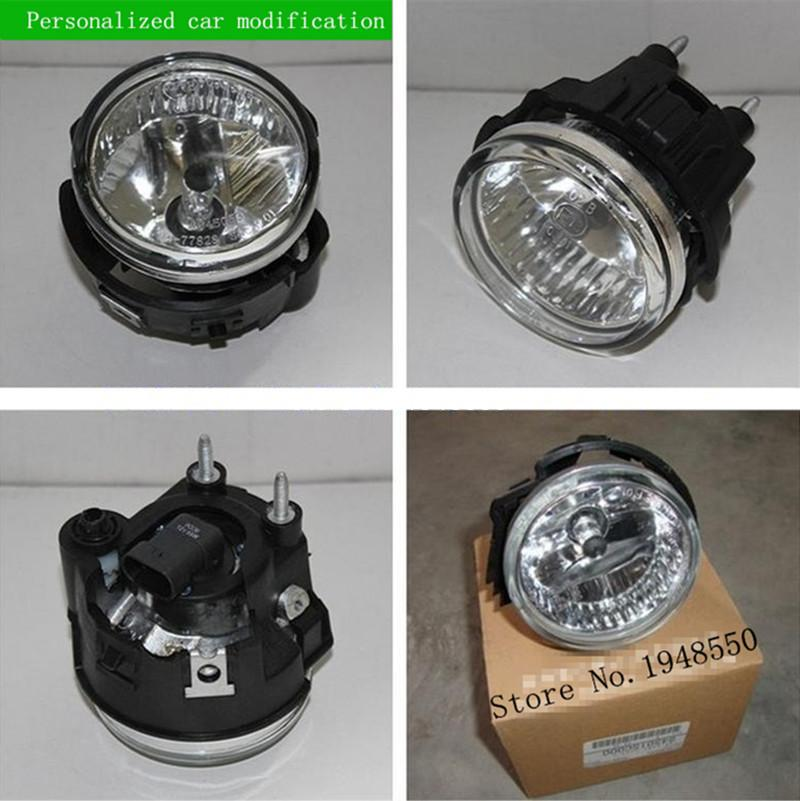 Free shipping (2/pcs) 2009 2010 2011 2012 subaru forester front fog lamp halogen Fog lights 09 10 11 12