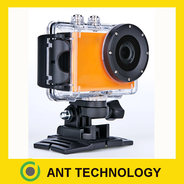 WIFI wireless waterproof HD 1080P sports action video underwater action camera deals(China (Mainland))
