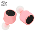 TTLIFE Voice Prompt True In Ear Earbuds True Wireless Earphones CSR 4 2 Sport Stereo Bluetooth