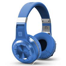 100% Original Bluedio HT Wireless Bluetooth Headphones BT 4.1  Stereo Bluetooth Headset built-in Mic for calls free shipping