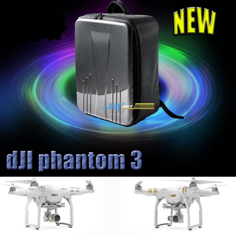 DJI phantom carton fiber waterproof bag backpack case for DJI phantom 3 professional & advanced drone quadcopter Free Shipping(China (Mainland))
