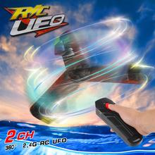 UFO 906 RC Drone 2 CH helicopter model aircraft Boomerang RC TOYS Rising and Falling Parabolic Flying
