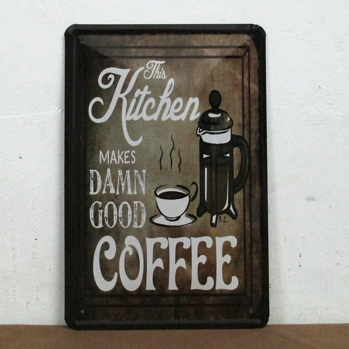 This Kitchen Makes Damn Good Coffee Retro Metal Sign. Kitchen Island Table Combo. Kitchen Table Up Against Wall. Kitchen Stove Facing North West. Kitchen Stove Brand Names. Ikea Kitchen Liner. Kitchen Shelf For Sale. Little Kitchen New Orleans. Industrial Kitchen Pendant Lights