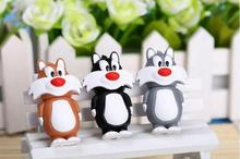 Hot selling USB flash drive lovely Cat 4GB-64GB USB 2.0 flash drive pen drive memory stick S361 pendrive(China (Mainland))