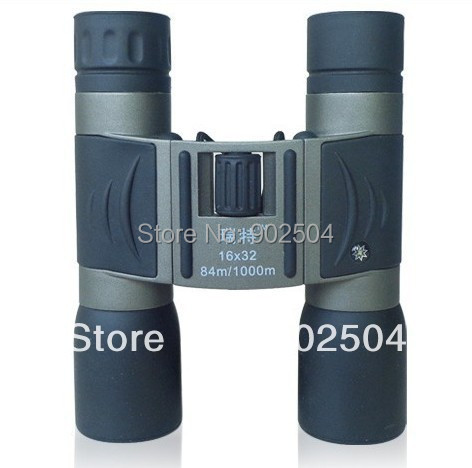 16X32 Small Outdoor Sporting Binoculars Telescope   for Travelling Camping Hunting  D1632C2 <br><br>Aliexpress