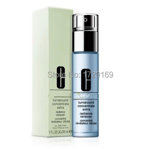 Famous Brand turnaround concentrate extra radiance renewer concontre whitening moisturizing anti-aging 30ml(China (Mainland))